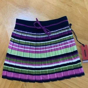 Missoni for Target Striped Girls Skirt